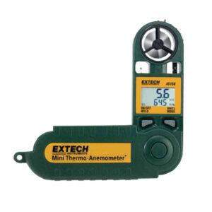 Extech 45158. Міні гігро-термоанемометр з вмонтованою змінною крильчаткою.