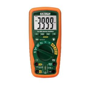 Extech EX505: 11-функціональний індустріальний мультиметр.