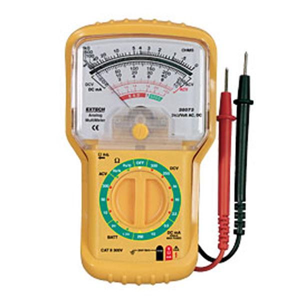Extech 38073. Аналоговий мультиметр.