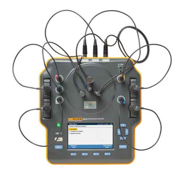 Fluke Biomedical INCU II Аналізатор інкубатора / інфрачервоного обігрівача