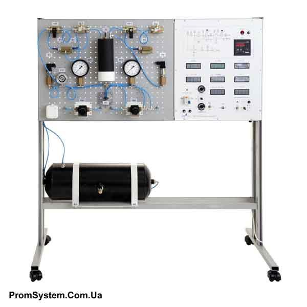 НТЦ-05.01.3. Методи вимірювання тиску. Навчально-лабораторний стенд.