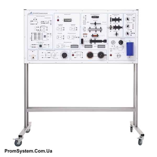 НТЦ-05.05. Технологічні датчики. Навчально-лабораторний стенд.