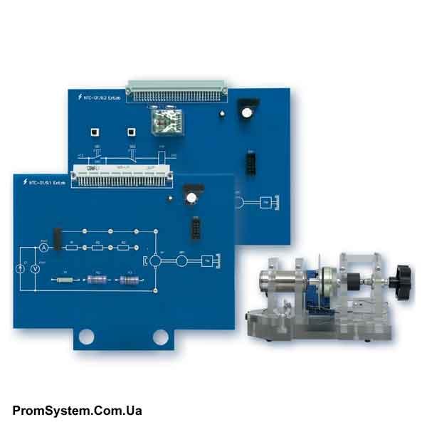 Набір змінних панелей НТЦ-06 ExtLab «Електричні машини» Навчально-лабораторний стенд.