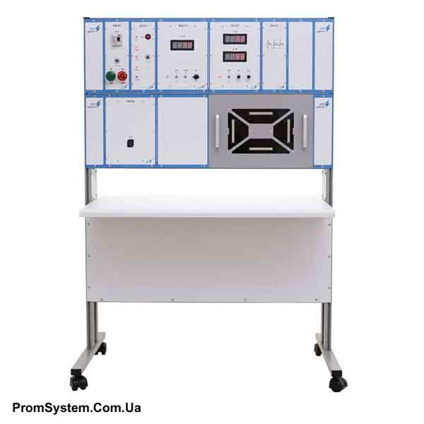 НТЦ-07.01.Б. Перетворювальна техніка для електроприводів. Навчально-лабораторний стенд.
