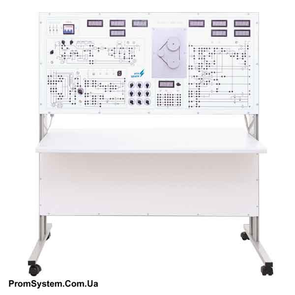 НТЦ-07.02.1. Автоматизоване керування електроприводом з МПСО. Навчально-лабораторний стенд.
