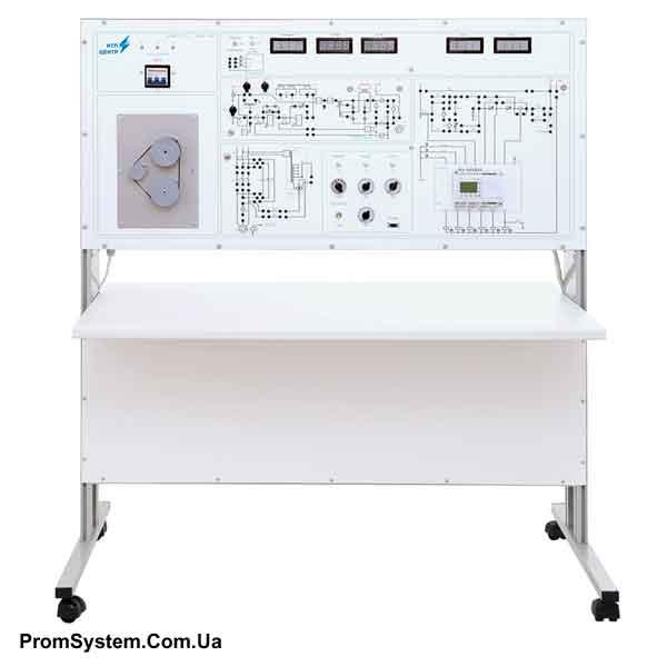 НТЦ-07.02.2. Автоматизоване керування електроприводом з МК. Навчально-лабораторний стенд.