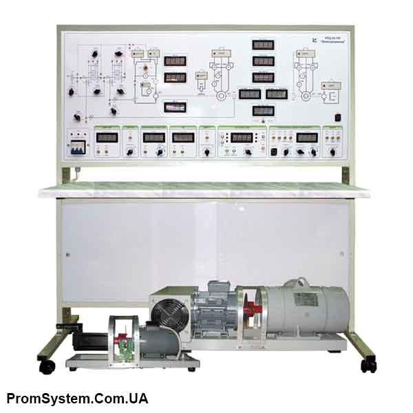 НТЦ-07.24.1. Електропривід з МПСУ М1. Навчально-лабораторний стенд.