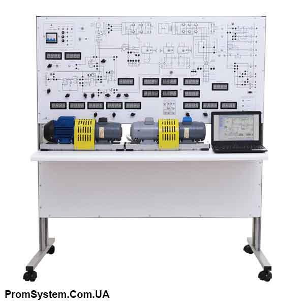 НТЦ-07.30. Електропривід з сервоприводом - МПСУ. Навчально-лабораторний стенд.