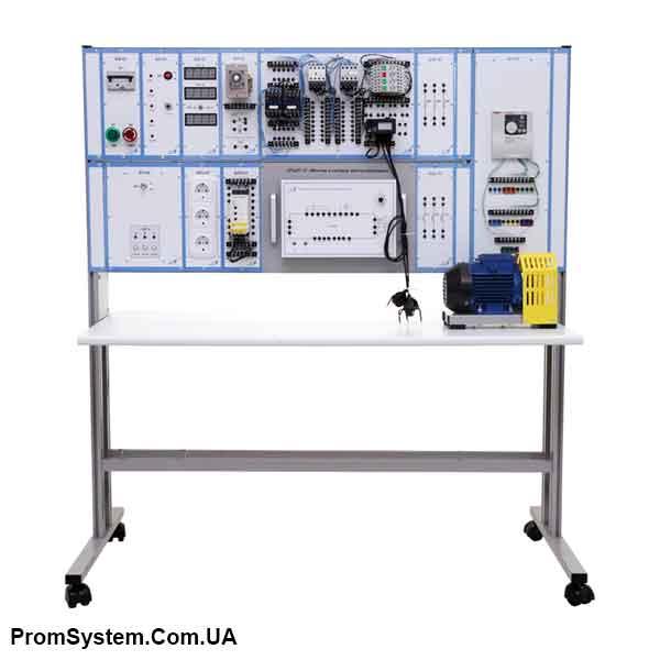 НТЦ-07.37.Б. Монтаж і налагодження електроприводів. Навчально-лабораторний стенд.