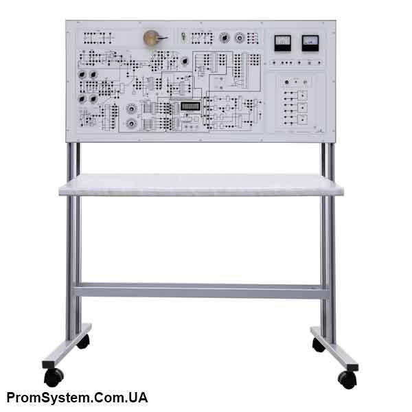 НТЦ-09.11. Основи автоматизації. Навчальний лабораторний стенд. Навчально-лабораторний стенд.