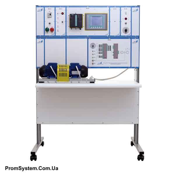 НТЦ-09.15. Програмований логічний контролер - Автономний інвертор. Навчально-лабораторний стенд.