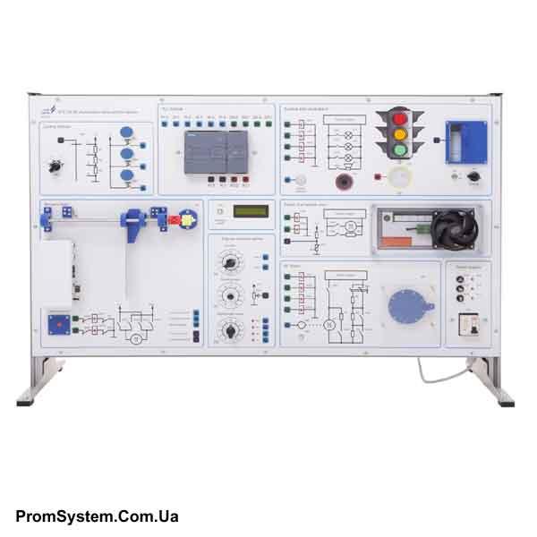 НТЦ-09.50. Засоби автоматизації та управління. Навчально-лабораторний стенд.