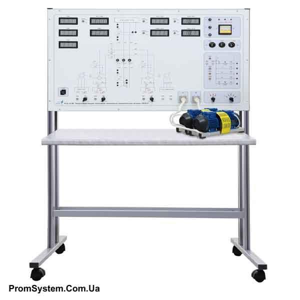 НТЦ-10.48. Енергозберігаючі технології. Автономна енергетична система ДПТ-СГ з МПСО. Навчально-лабораторний стенд.