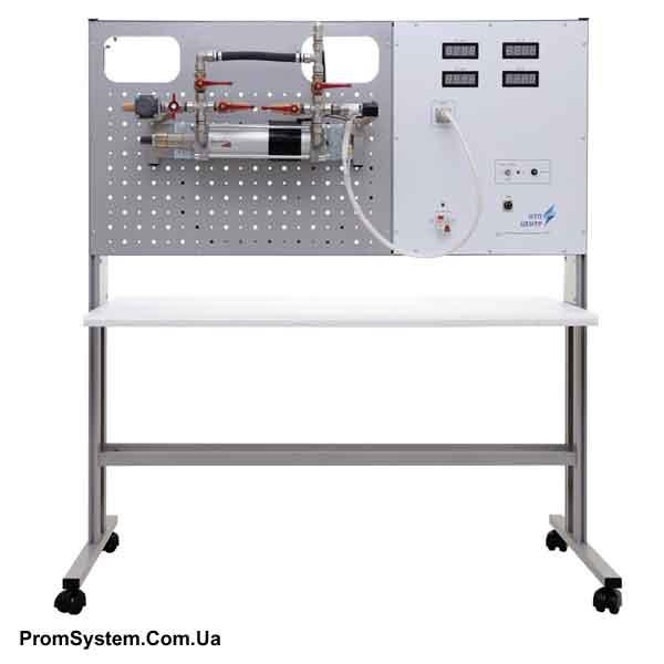 НТЦ-14.79.Б. Термодинамічні процеси з МПСО. Навчально-лабораторний стенд.
