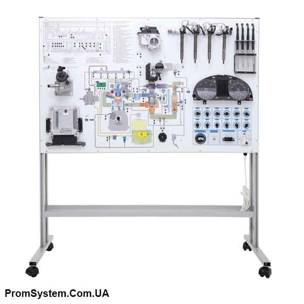 НТЦ-15.27. Система вприскування Common Rail. Навчально-лабораторний стенд.