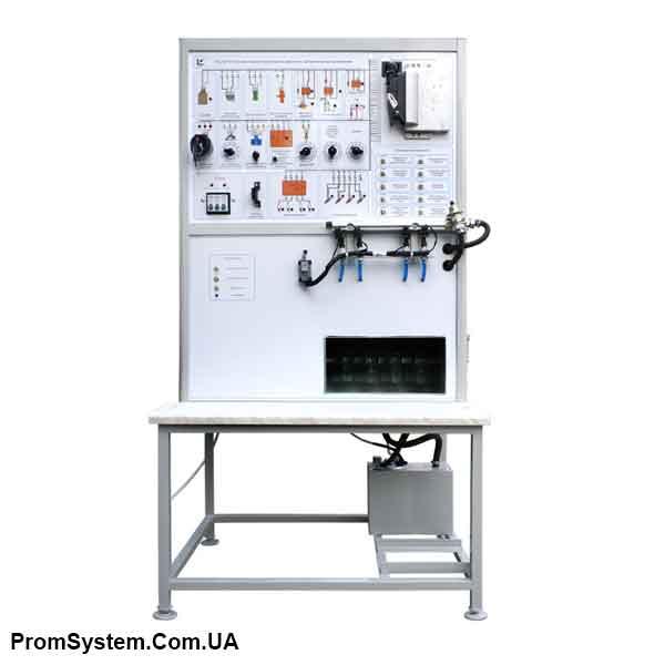 НТЦ-15.40. Система управління двигуном з багатоточковим уприскуванням (MPI). Навчально-лабораторний стенд.