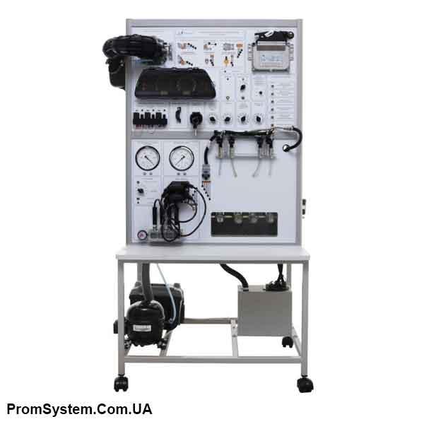 НТЦ-15.40.1. Система живлення двигуна з розподіленим уприскуванням палива. Навчально-лабораторний стенд.
