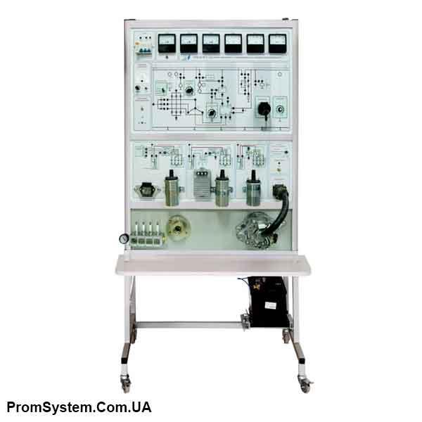 НТЦ-15.42.2. Системи запалювання і генераторні установки автомобілів М1. Навчально-лабораторний стенд.