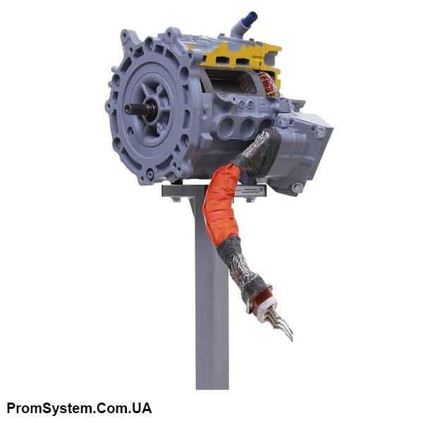 НТЦ-15.54. Розрізна модель синхронного двигуна. Навчально-лабораторний стенд.
