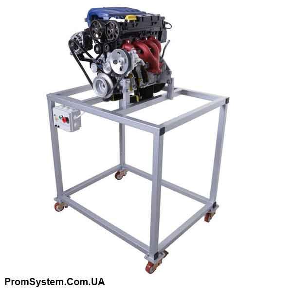 НТЦ-15.87.1. Розрізна модель бензинового двигуна. Навчально-лабораторний стенд.