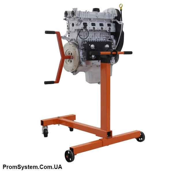 НТЦ-15.89.2. Сучасний бензиновий двигун з ремінною передачею приводу розподільного вала. Навчально-лабораторний стенд.