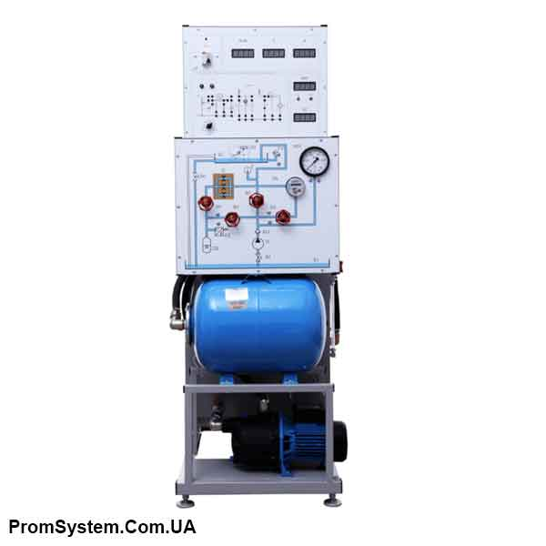 НТЦ-16.46. Автоматизація в водопостачанні та водовідведенні. Навчально-лабораторний стенд.