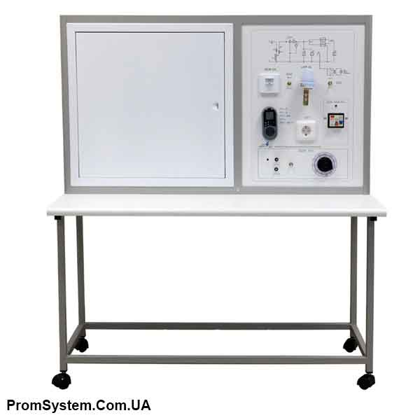 НТЦ-20.02. Енергозберігаючі технології в світлотехніці. Навчально-лабораторний стенд.