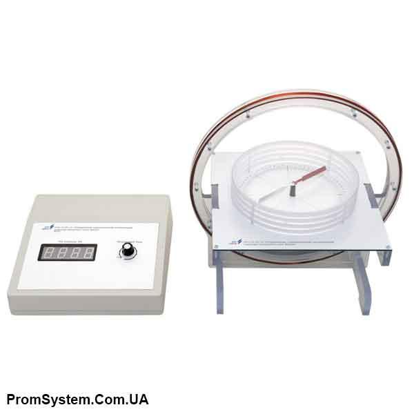 НТЦ-22.03.15. Визначення горизонтальної складової індукції магнітного поля Землі. Навчально-лабораторний стенд.
