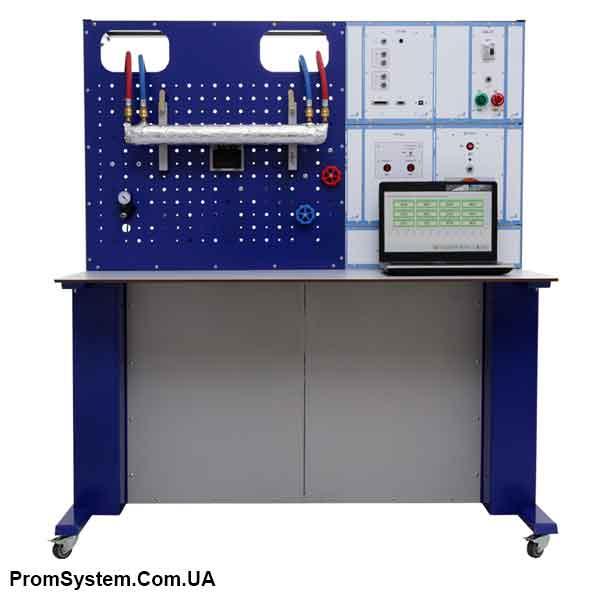 НТЦ-22.05.1.Б. Теплотехніка і термодинаміка. Навчально-лабораторний стенд.
