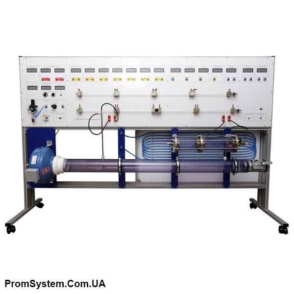 НТЦ-22.05.21. Основи газової динаміки. Навчально-лабораторний стенд.