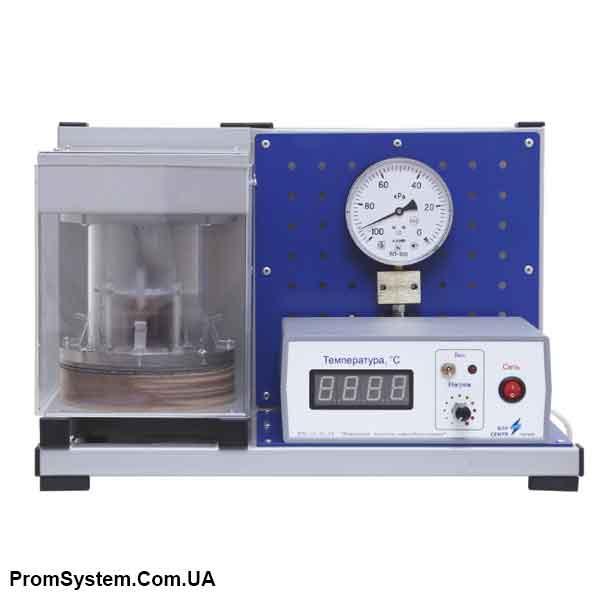 НТЦ-22.05.24. Вимірювання теплоти пароутворення. Навчально-лабораторний стенд.