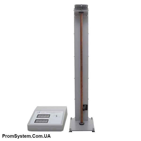НТЦ-22.05.5. Визначення теплопровідності повітря. Навчально-лабораторний стенд.