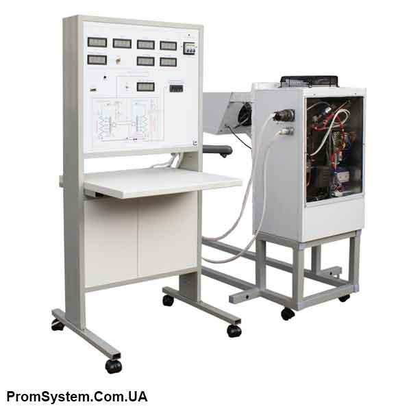 НТЦ-23.63. Вивчення холодильної установки з МПСО. Навчально-лабораторний стенд. Навчально-лабораторний стенд.