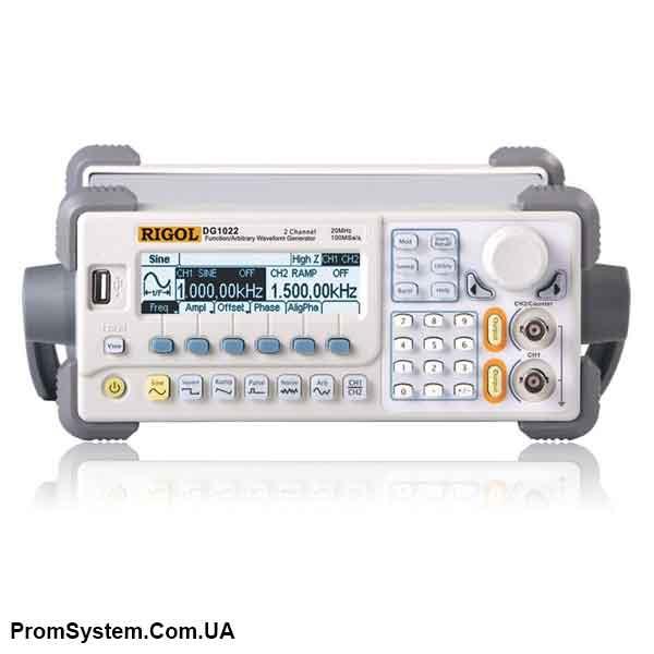 Rigol DG1022 генератор сигналов