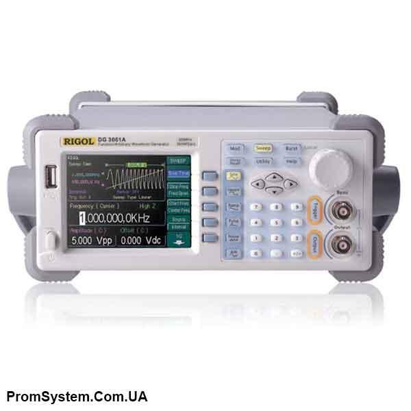Rigol DG3061A генератор сигналов