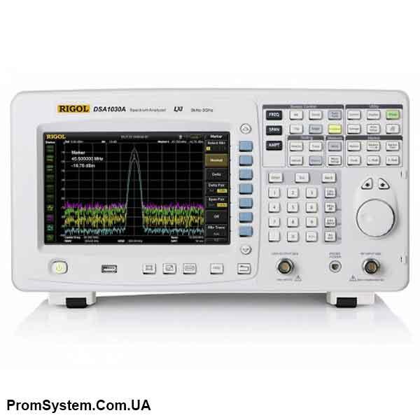 Rigol DSA1030A анализатор спектра