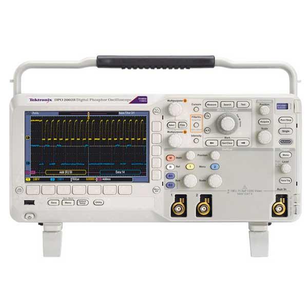 Tektronix DPO2002B осцилограф змішаних сигналів 2 канали, 70 МГц