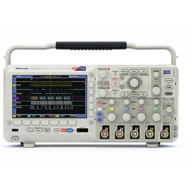 Tektronix DPO2012B осцилограф змішаних сигналів 2 канали, 100 МГц