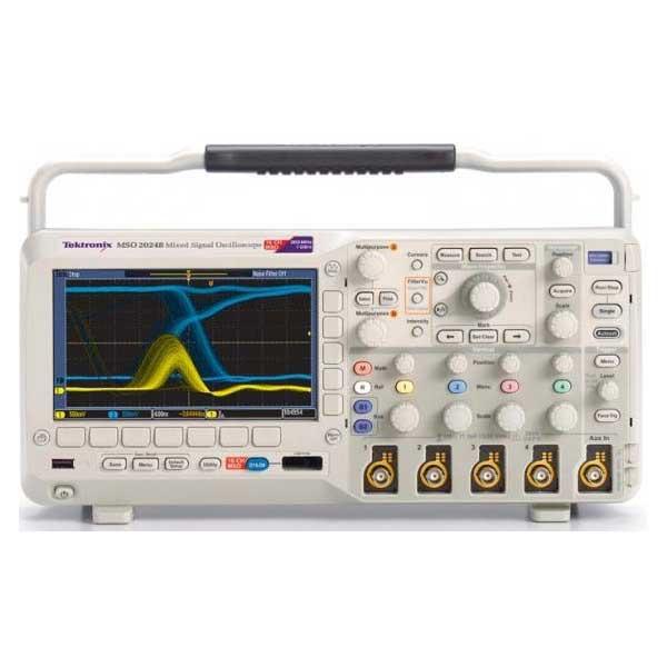 Tektronix DPO2014B осцилограф змішаних сигналів 4 канали, 100 МГц