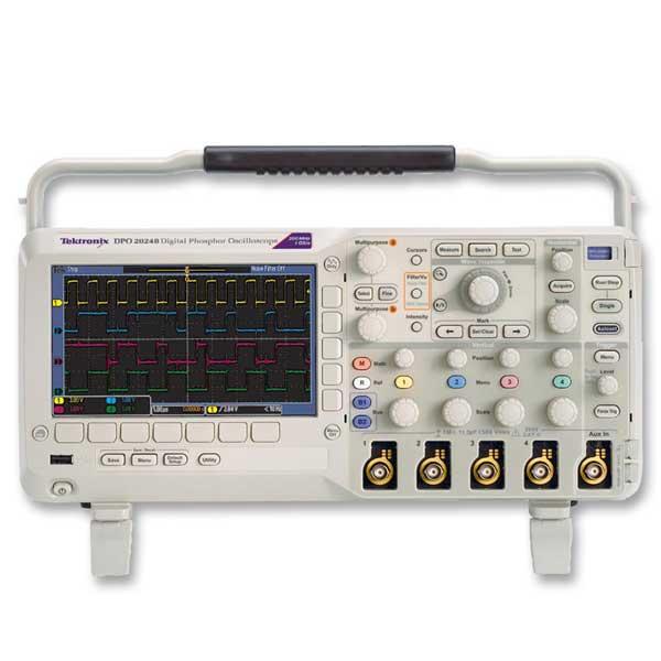 Tektronix DPO2022B осцилограф змішаних сигналів 2 канали, 200 МГц
