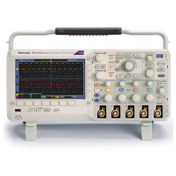 Tektronix DPO2024B осцилограф змішаних сигналів 4 канали, 200 МГц