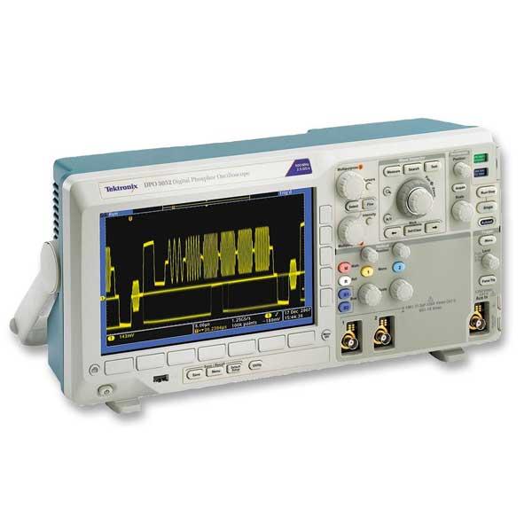 Tektronix DPO3012 осцилограф цифровий