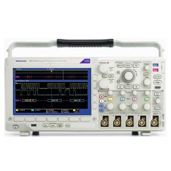 Tektronix DPO3032 осцилограф цифровий