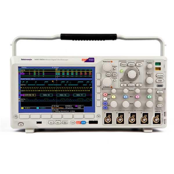 Tektronix DPO3034 осцилограф цифровий