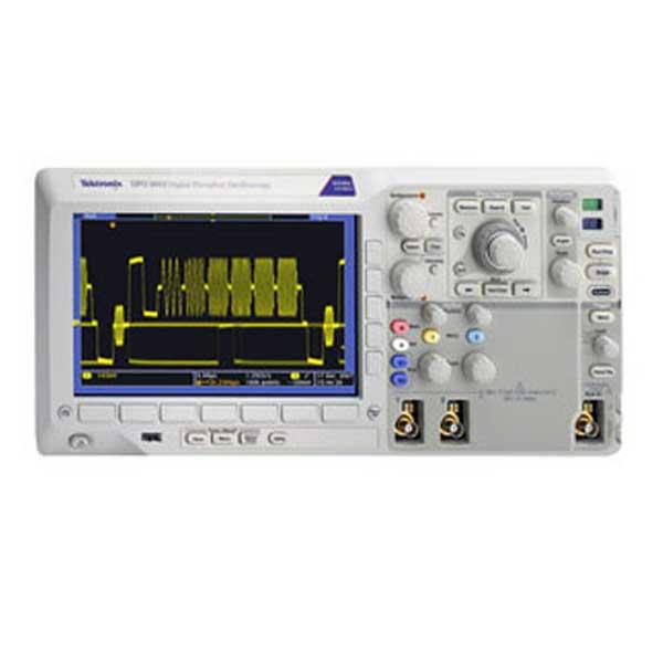 Tektronix DPO3052 осцилограф цифровий