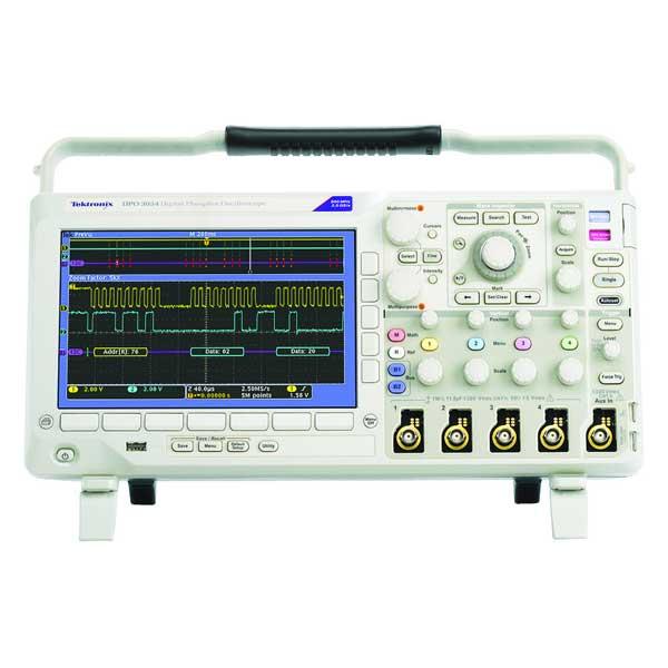 Tektronix DPO3054 осцилограф цифровий
