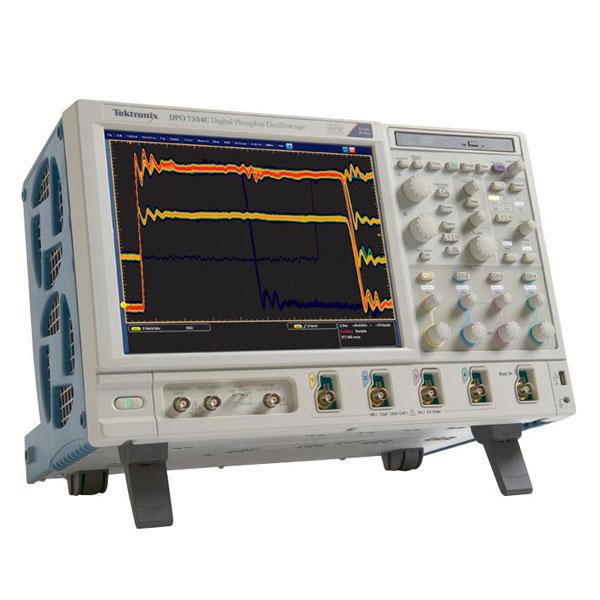 Tektronix DPO7354C осцилограф з цифровим люмінофором 4 канали, 3,5 ГГц