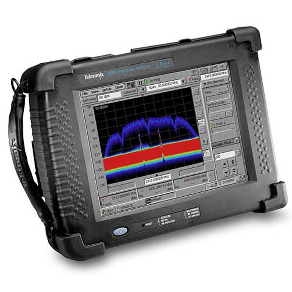 Tektronix H500 портативний аналізатор спектру від 10 кГц до 6,2 ГГц