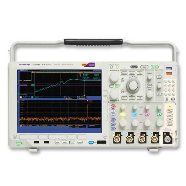 Tektronix MDO4054B-3 комбінований осцилограф 4 + 16 каналів, 500 МГц