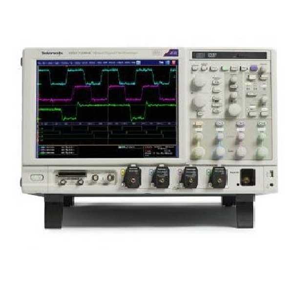 Tektronix MSO72304DX осциллограф цифровых и смешанных сигналов 4 + 16 каналов, 23 ГГц